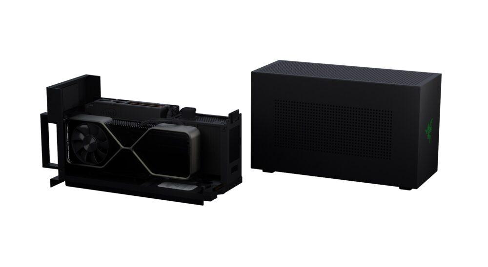 Razer Tomahawk: procesador Intel Core i9 y GeForce RTX 3080 en el mínimo espacio 1