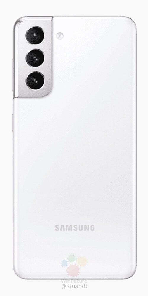 Los Samsung Galaxy S21 Plus se muestran en renders oficiales 7