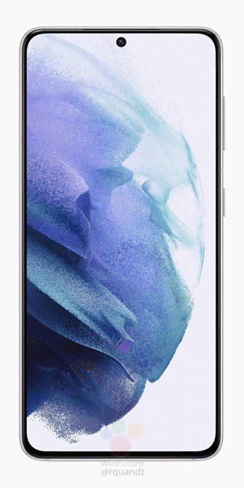 Los Samsung Galaxy S21 Plus se muestran en renders oficiales 8
