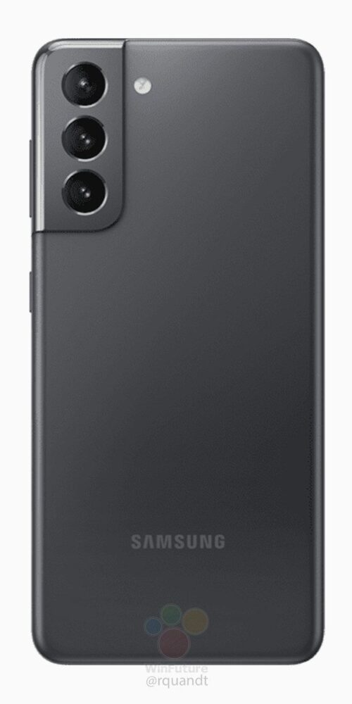 Los Samsung Galaxy S21 Plus se muestran en renders oficiales 5