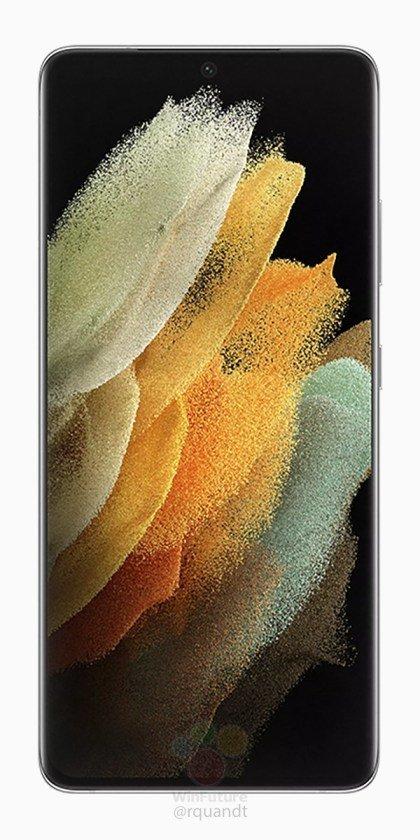 El Samsung Galaxy S21 Ultra también aparece en renders oficiales 1