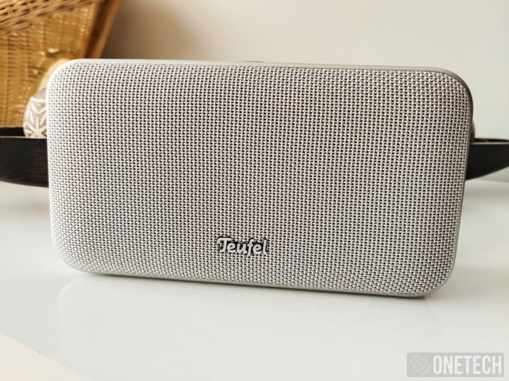 Teufel Motiv Go, un altavoz portable con un sonido que sorprende - Análisis 7