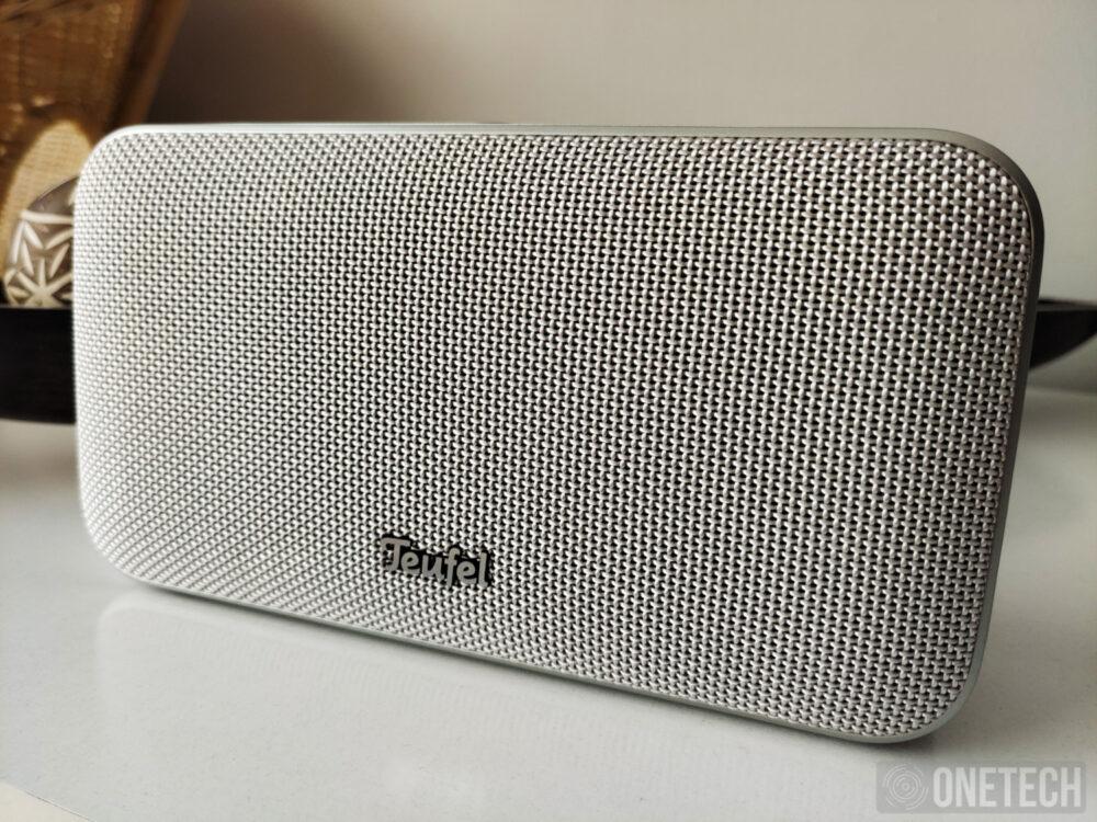 Teufel Motiv Go, un altavoz portable con un sonido que sorprende - Análisis 1