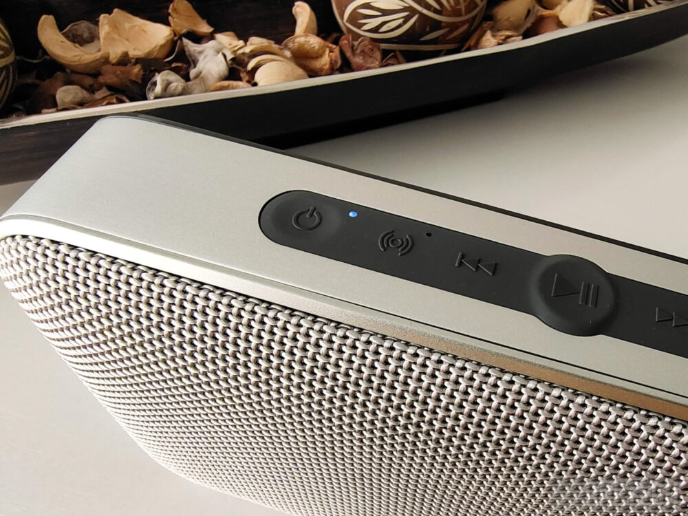 Teufel Motiv Go, un altavoz portable con un sonido que sorprende - Análisis 6