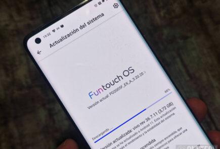 Vivo X51 5G actualizacion a android 11
