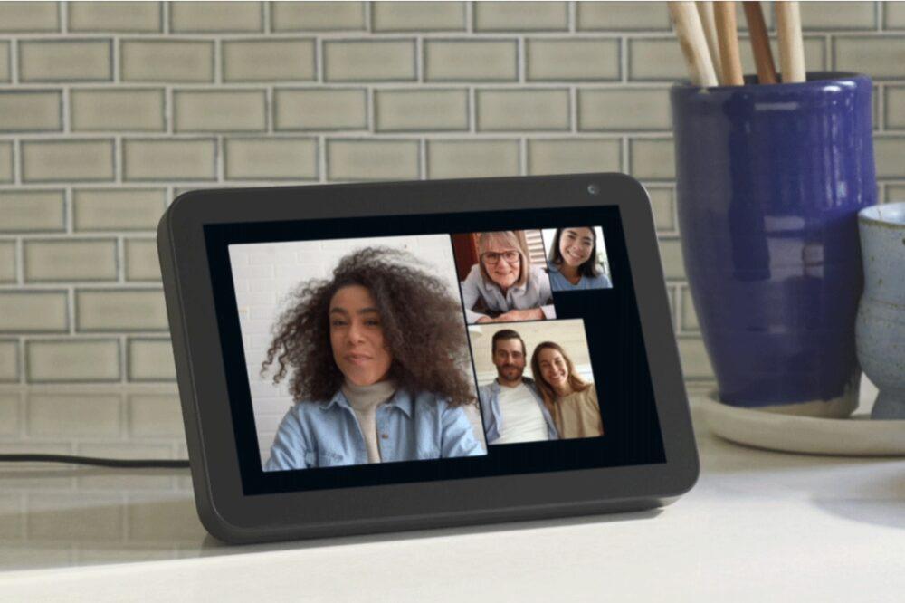 Alexa ya permite hacer llamadas y videollamadas grupales 1