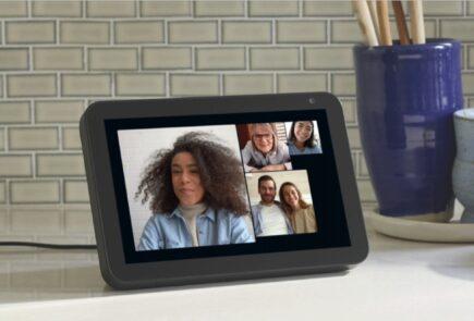 Alexa ya permite hacer llamadas y videollamadas grupales 2