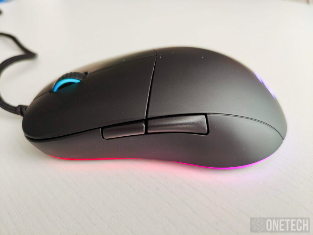 Endgame Gear XM1 RGB, un toque de color sin perder prestaciones - Análisis 12