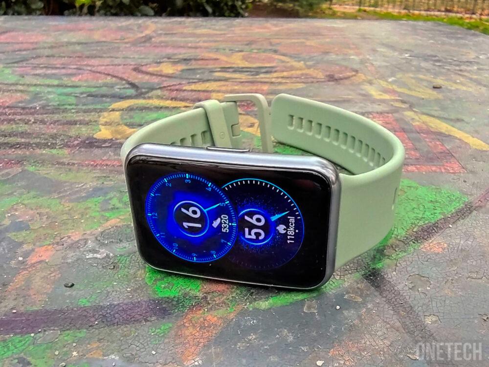 Huawei Watch Fit: un entrenador personal en tu muñeca - Análisis 9