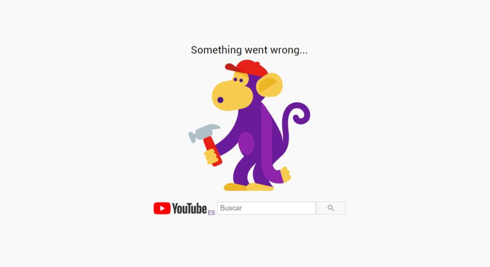 Problemas para Google: Youtube, Gmail y otros servicios están caídos