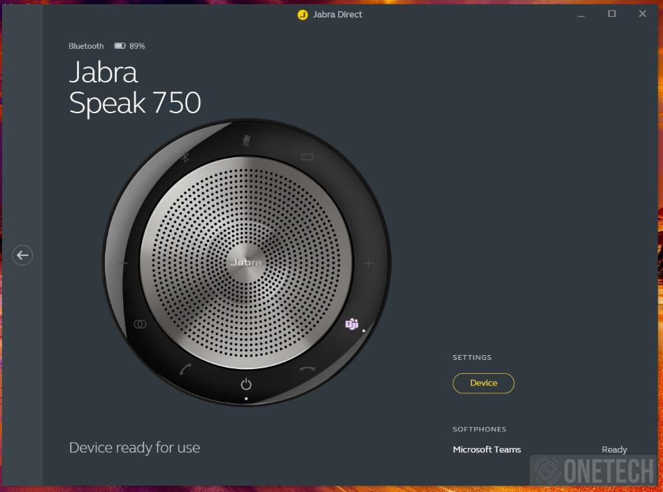 Jabra Speak 750, el altavoz con micrófono que necesitas para tus reuniones online - Análisis 5