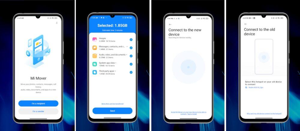Xiaomi ahora te hace más fácil cambiarte de móvil 1