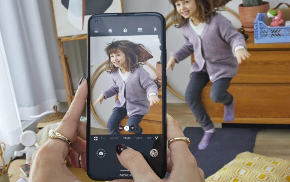 El Nokia 5.4 es oficial con cuatro cámaras y sonido OZO por debajo de los 200€ 1