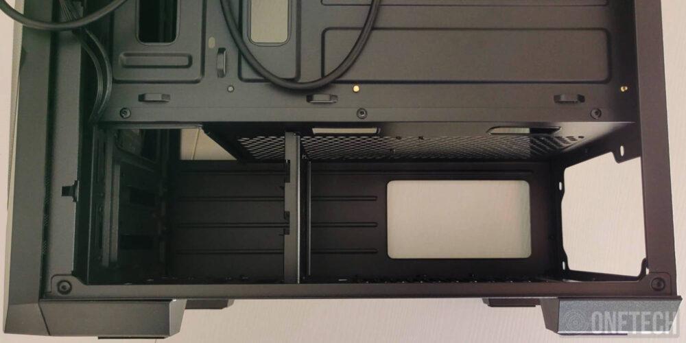 Nox Infinity Delta, una semitorre con dos ventiladores e iluminación ARGB a precio de ganga - Análisis 9