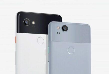 Los Google Pixel 2 reciben el parche de seguridad de Diciembre 1