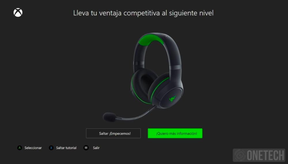 Kaira Pro, probamos los auriculares para Xbox Series X|S y xCloud de Razer - Análisis 14