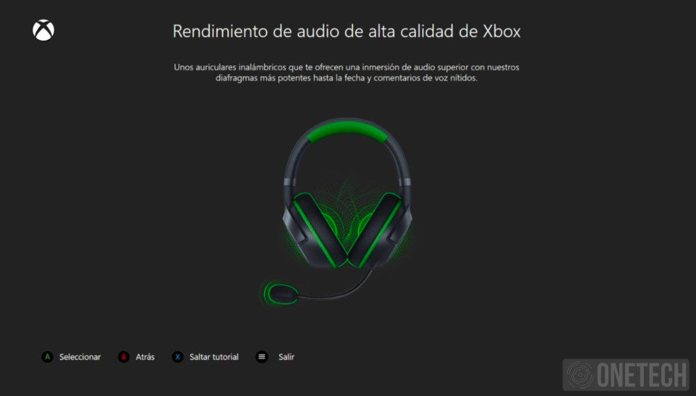 Kaira Pro, probamos los auriculares para Xbox Series X|S y xCloud de Razer - Análisis 15