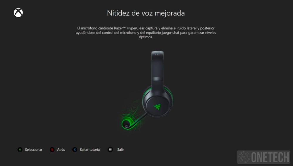Kaira Pro, probamos los auriculares para Xbox Series X|S y xCloud de Razer - Análisis 16