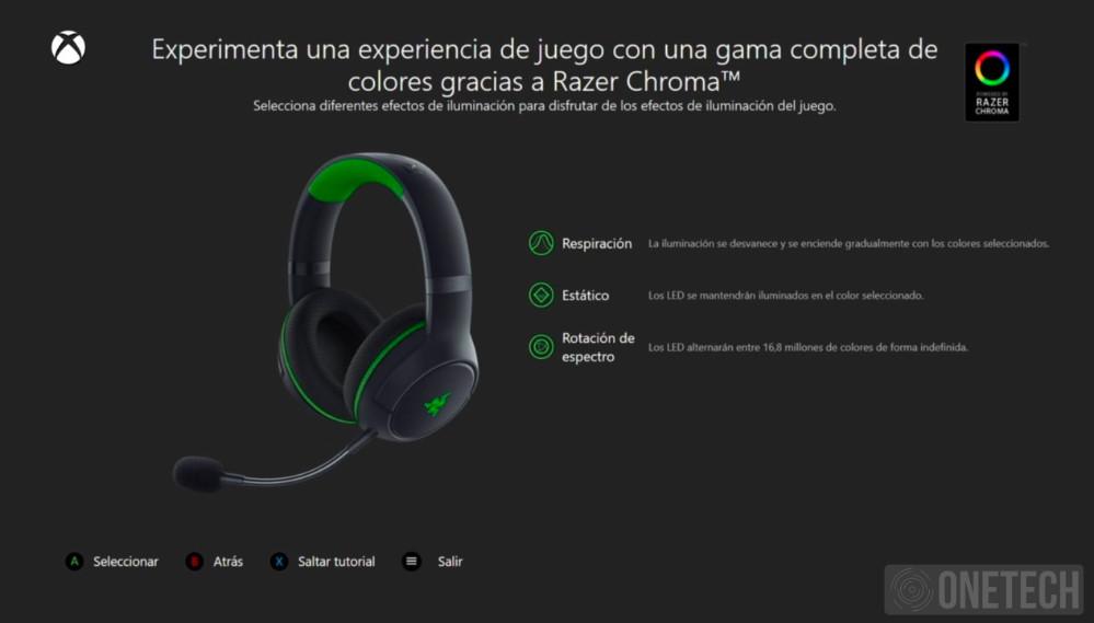 Kaira Pro, probamos los auriculares para Xbox Series X|S y xCloud de Razer - Análisis 17