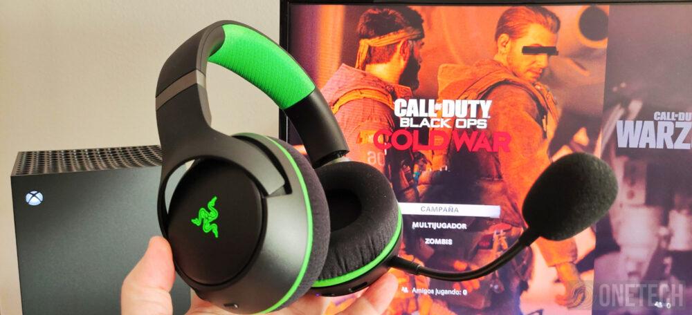 Kaira Pro, probamos los auriculares para Xbox Series X|S y xCloud de Razer - Análisis 24