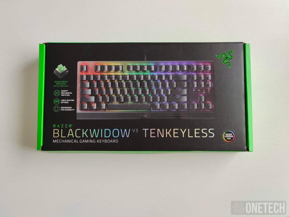 Razer BlackWidow V3 Tenkeyless