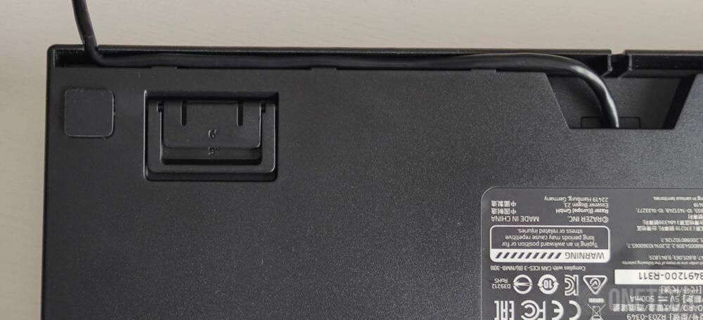 Razer BlackWidow V3 Tenkeyless - Análisis y opinión 3