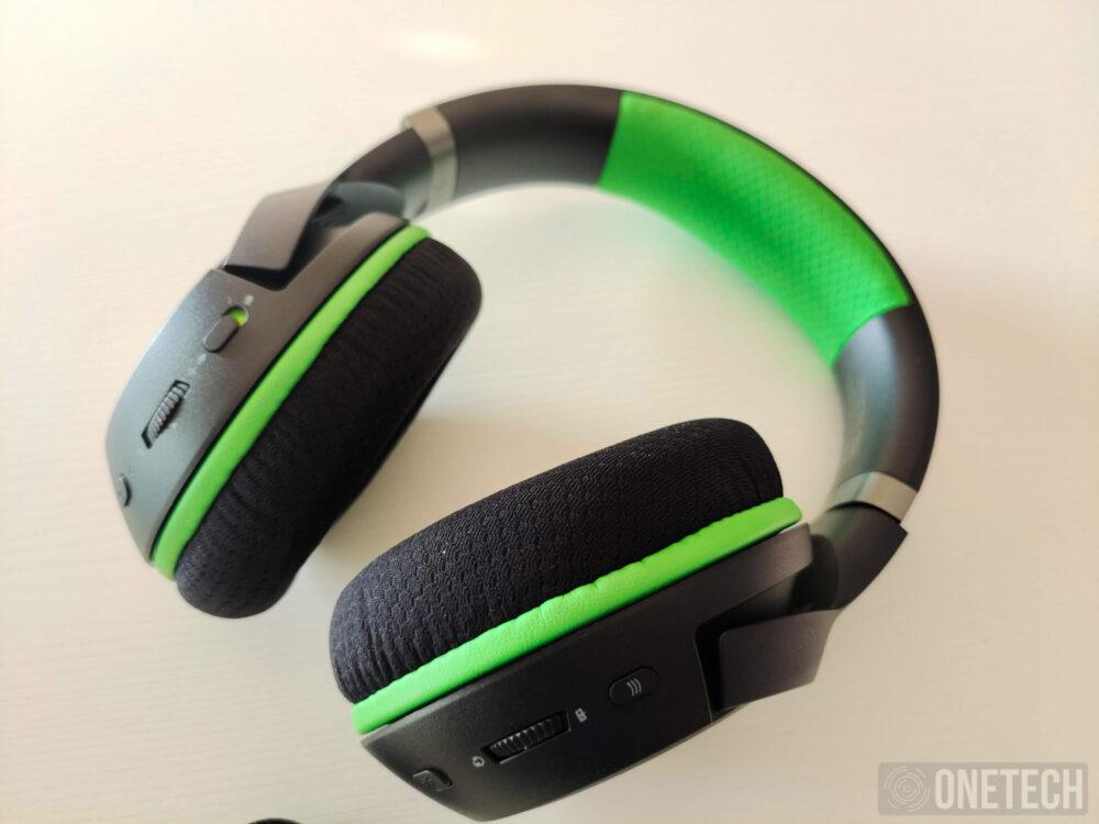 Kaira Pro, probamos los auriculares para Xbox Series X|S y xCloud de Razer - Análisis 32