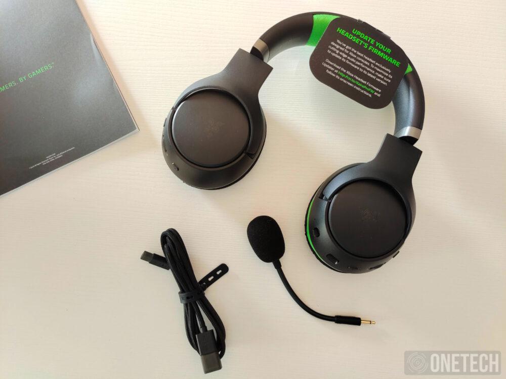 Kaira Pro, probamos los auriculares para Xbox Series X|S y xCloud de Razer - Análisis 7