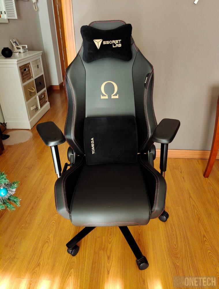 Secretlab Omega 2020, una silla gamer premium - Análisis 17