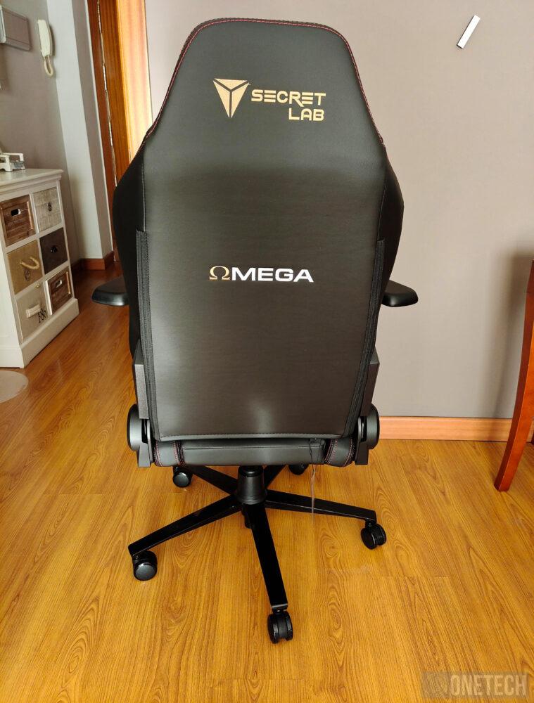 Secretlab Omega 2020, una silla gamer premium - Análisis 34