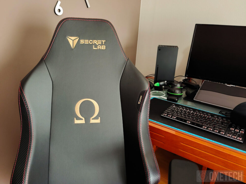 Secretlab Omega 2020, una silla gamer premium - Análisis 46