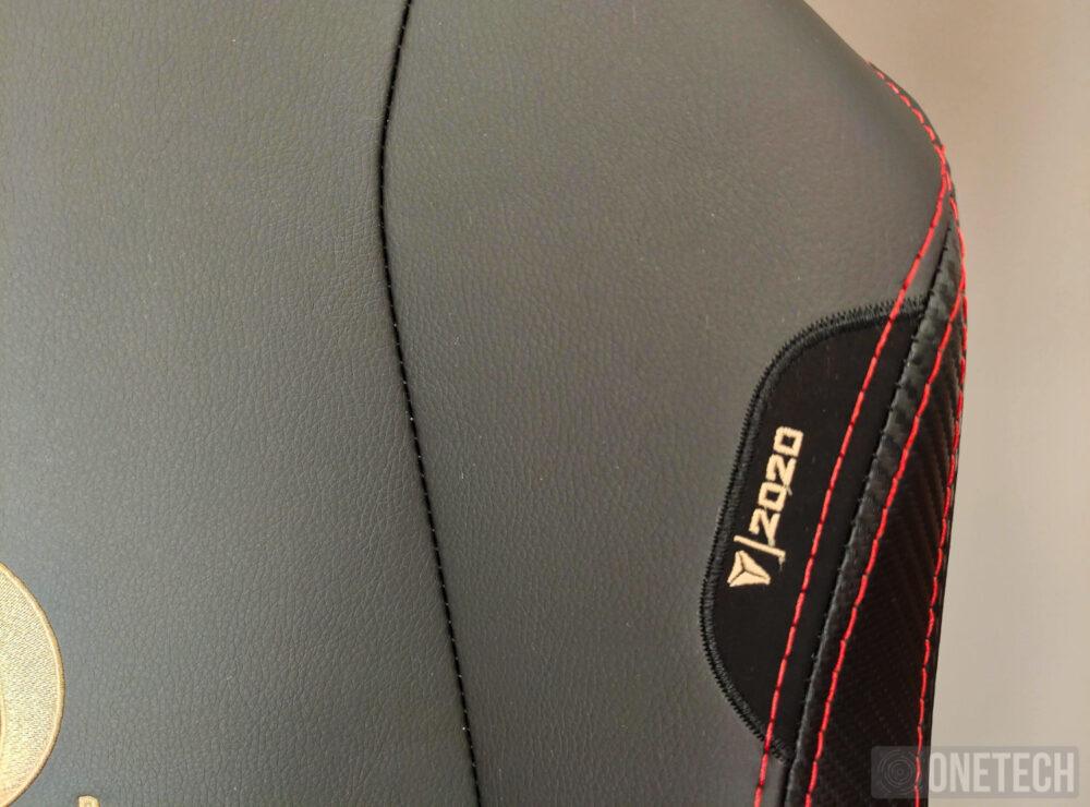 Secretlab Omega 2020, una silla gamer premium - Análisis 45