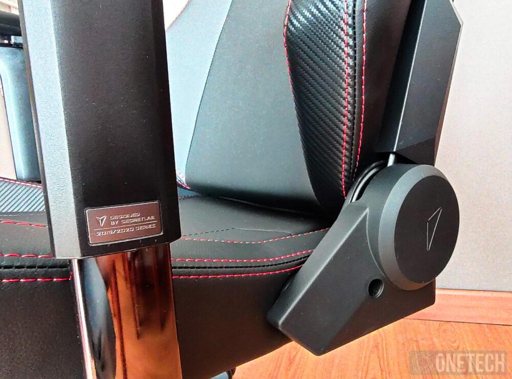 Secretlab Omega 2020, una silla gamer premium - Análisis 19