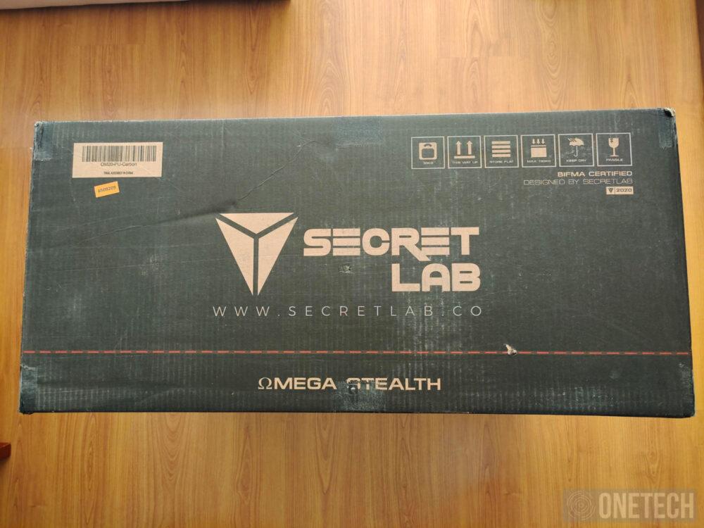 Secretlab Omega 2020, una silla gamer premium - Análisis 1