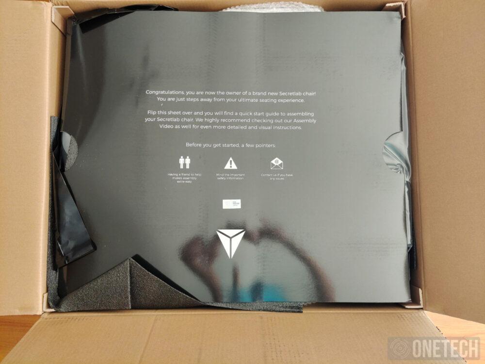 Secretlab Omega 2020, una silla gamer premium - Análisis 3