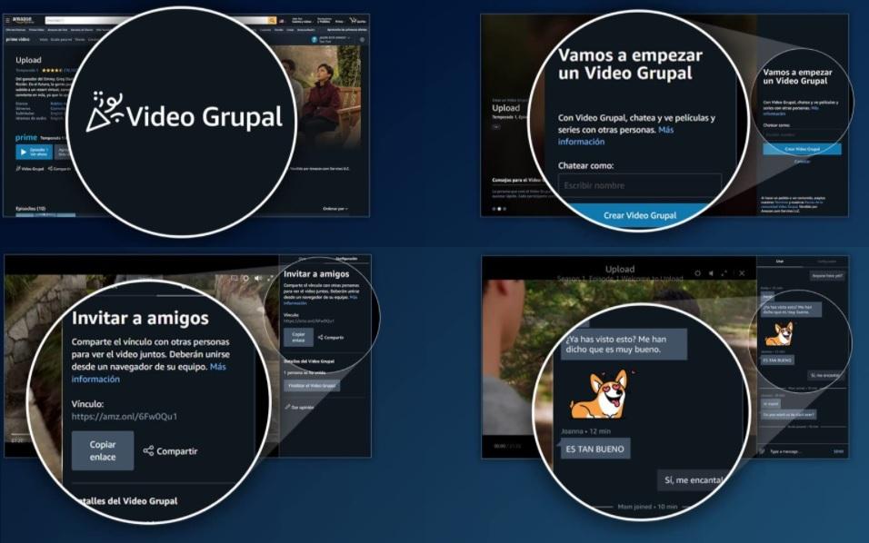 Video Grupal