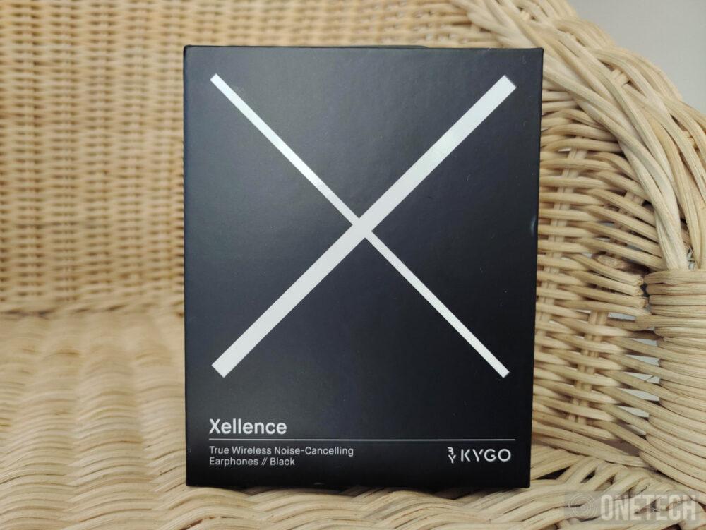 Xellence de X by Kygo, auriculares TWS con cancelación activa de ruido - Análisis 2