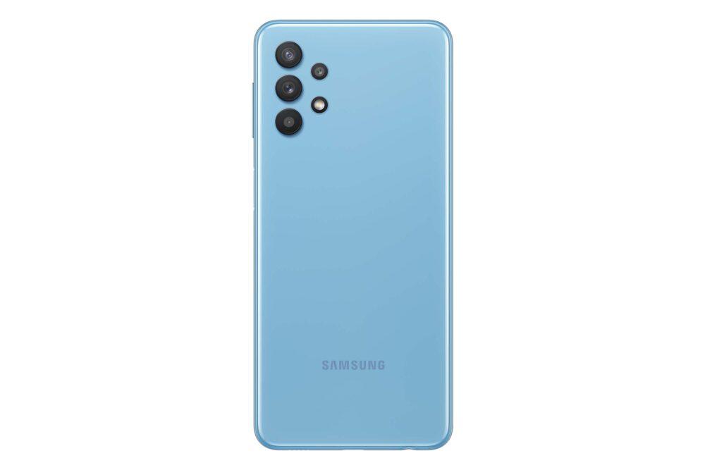 El nuevo Samsung Galaxy A32 5G llega olvidándose de modulo para las cámaras 12