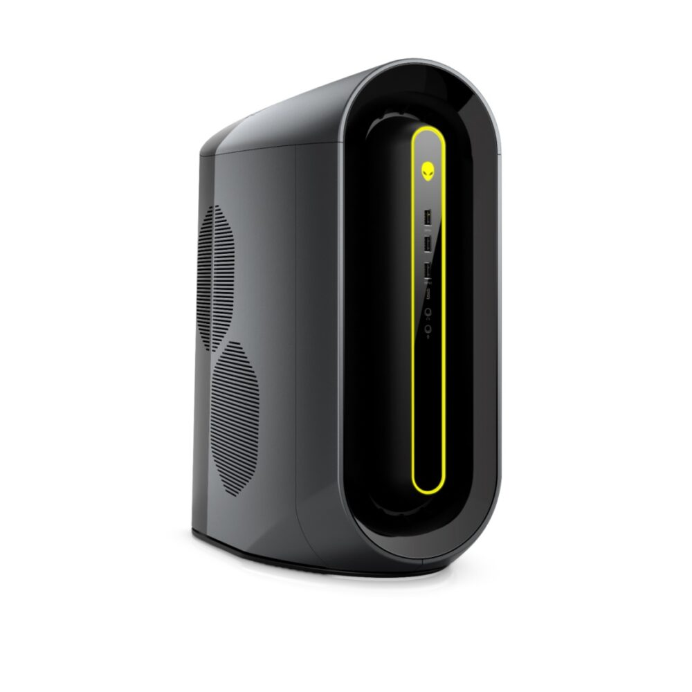 Alienware actualiza los portátiles m15 y m17 junto con su sobremesa, el Alienware Aurora Ryzen Edition R10 2