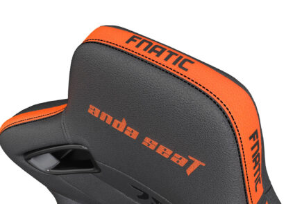 Anda Seat presenta sus dos nuevas sillas gaming: Pretty in Pink y Fnatic Edition 8