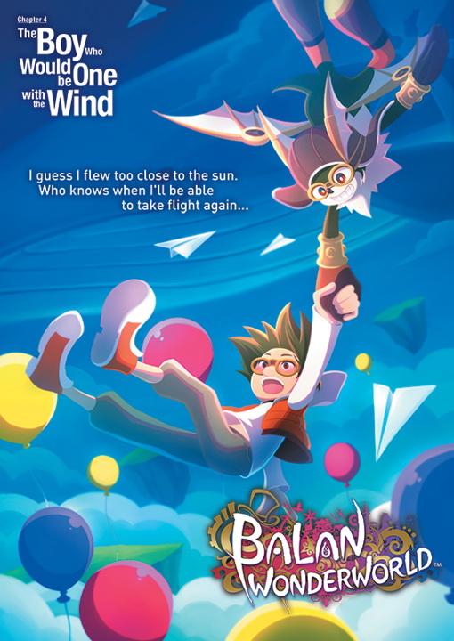 Balan Wonderworld nos muestra nuevos mundos y nos enamora con su magia 1