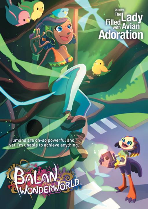 Balan Wonderworld nos muestra nuevos mundos y nos enamora con su magia 2