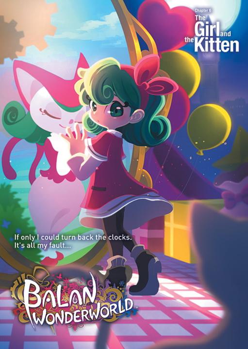 Balan Wonderworld nos muestra nuevos mundos y nos enamora con su magia 3