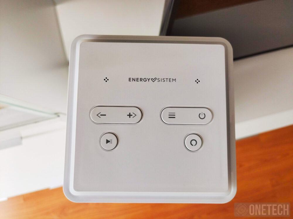 Energy Smart Speaker 7, torre de sonido con Alexa - Análisis 2