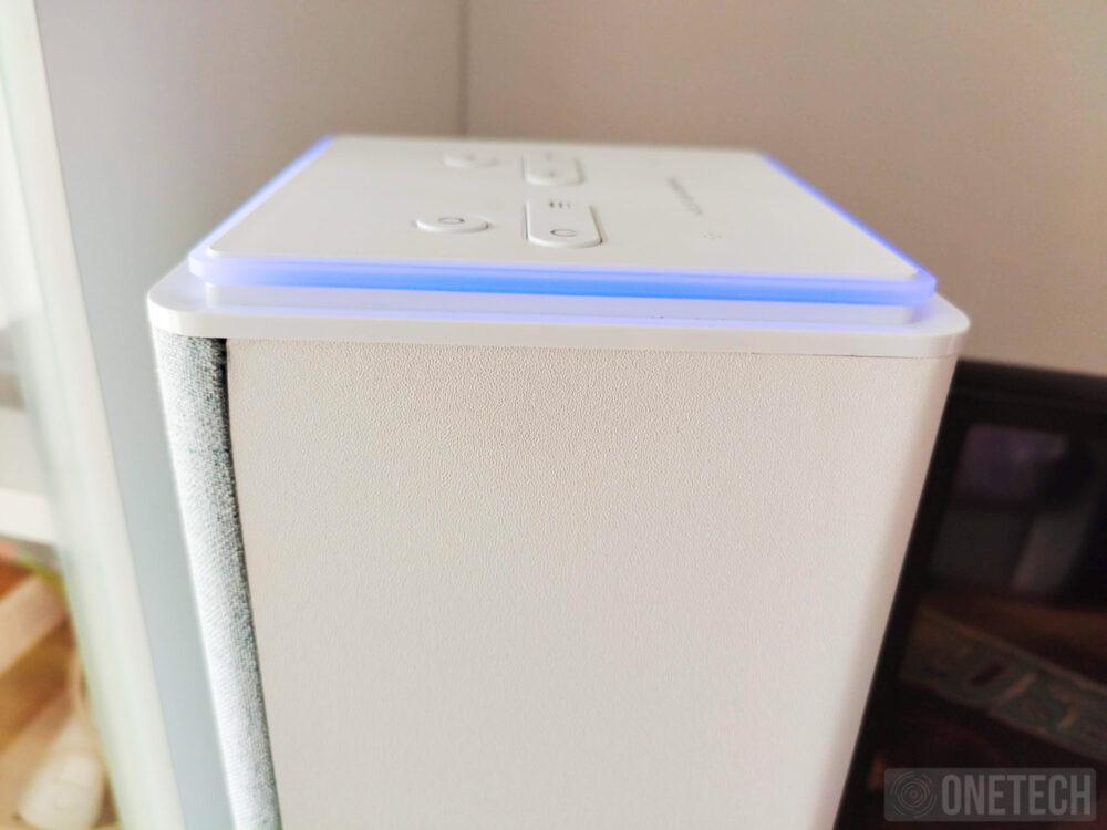 Energy Smart Speaker 7, torre de sonido con Alexa - Análisis 13