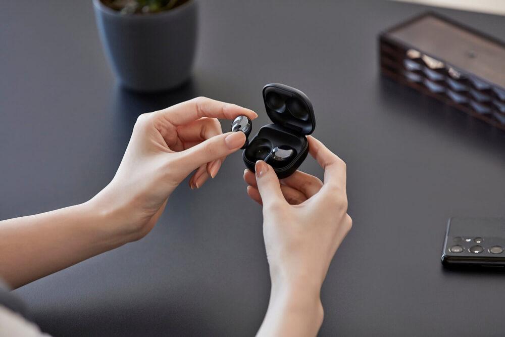 Galaxy Buds Pro, así son los nuevos auriculares de Samsung con ANC y detección de voz 1