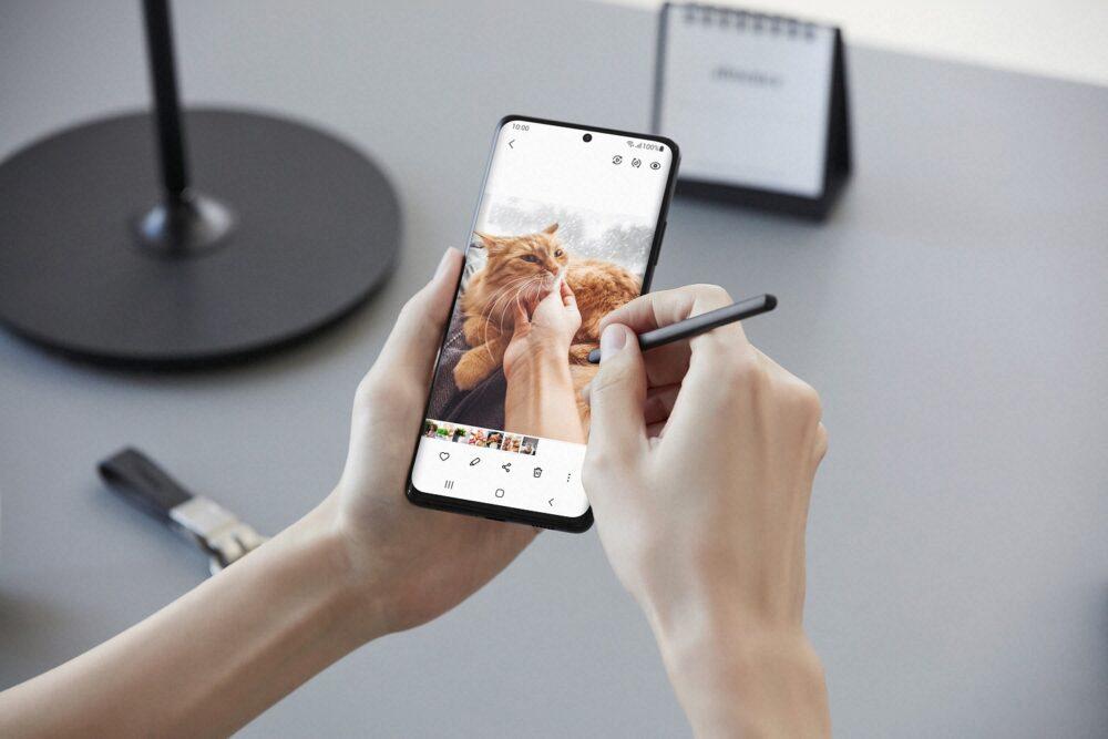 Samsung Galaxy S21 Ultra el nuevo buque insignia viene con soporte para S Pen y alguna sorpresa 1