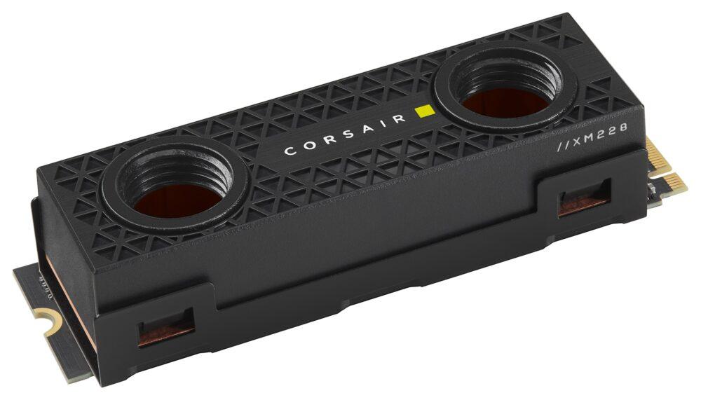 Corsair presenta sus nuevos (y rápidos) discos SSD Gen4 12