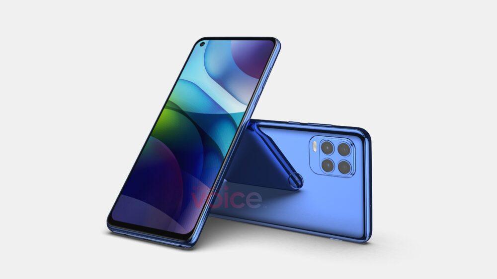 Motorola Moto G Stylus 2021, asi se verá según una nueva filtración 3