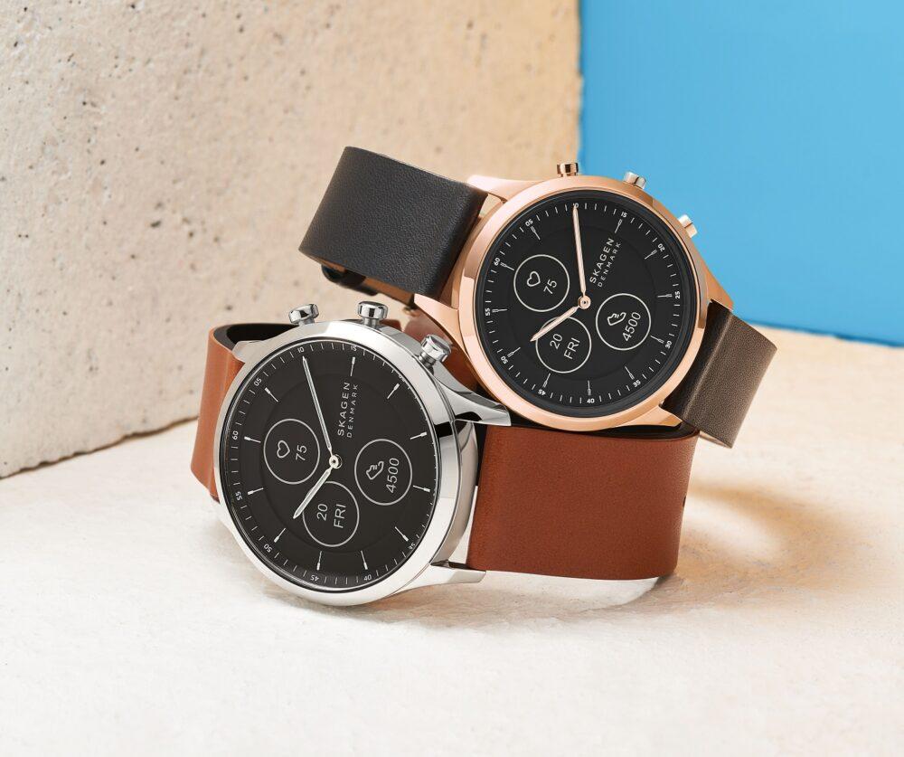 Jorn Hybrid HR, el nuevo smartwatch hibrido de Skagen 1